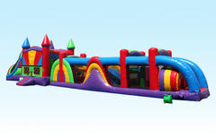 65ft Combo Bouncer & Obstacle Course