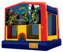 Teenage Mutant Ninja Turtles & Hotdog Machine