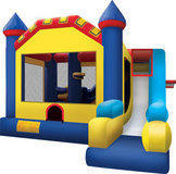 Big Bouncy Castle Combo