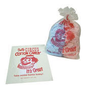 Cotton Candy Bags 100 Count