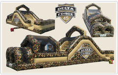 Delta Force Obstacle Course