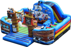 Pirate Toddler Playland