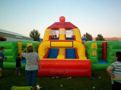 Score Some Fun Obstacle Course