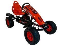 Pedal Kart Racing - GT Trophy Green & Red X-Trail