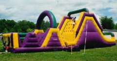 Obstacle Course - 2pc