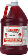 Shaved Ice Flavoring - Cherry 1 Gallon