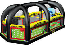 Combos, Slides and Interactive Inflatables