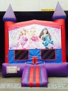 Barbie Prince Bounce House