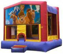 Big Brother Bounce House