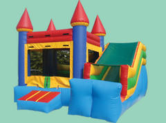Castle With Slide Combo - MX