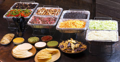 Event Catering 100 Servings