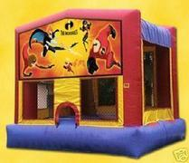 Incredibles Bounce House