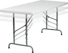 Kid Adjustable 6ft Table