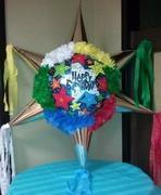 Large Pinata Star