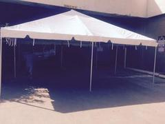 20ft x 20ft Tent