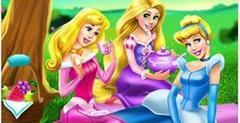 April 3- Tea Time with Princesses 1pm show-Single Ticket