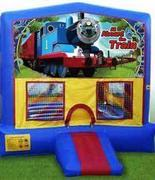 Tomas Train Bounce House