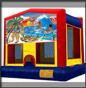 Tropical Paradise Bounce House