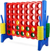 Giant Red Connect 4 Game