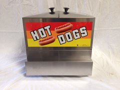 Hot Dog Machine Steam