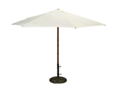 Market Umbrella 9' With Stand