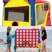 INFLATABLES / MEGA GAMES