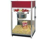 POPCORN MACHINE AND MIX