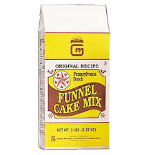 Pennsylvania Dutch Funnel Cake Mix 5 lb