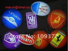 GOBO Light with Custom Logo and Color