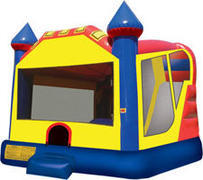 Bounce House with 15