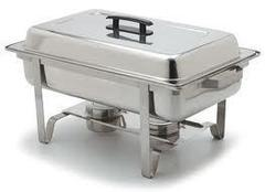 Chafer Dishes Stainless