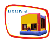 Panel Bounce House