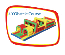 40ft. Obstacle Course