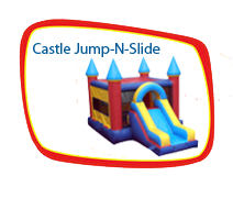 15 X 15 Multi-Color Jump-N-Slide