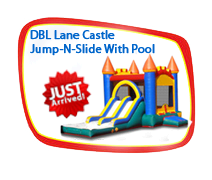 Castle Dbl Lane with Pool