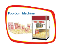 6oz. Pop Corn Machine