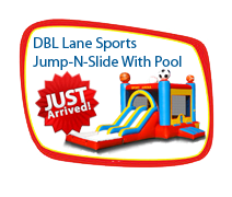 Sports Dbl Lane With Pool