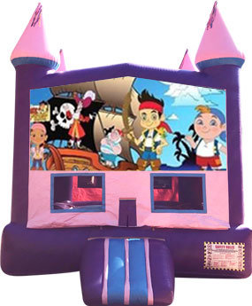 Jake the Pirate Purple Castle