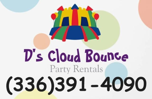 Ds Cloud Bounce Party Rentals