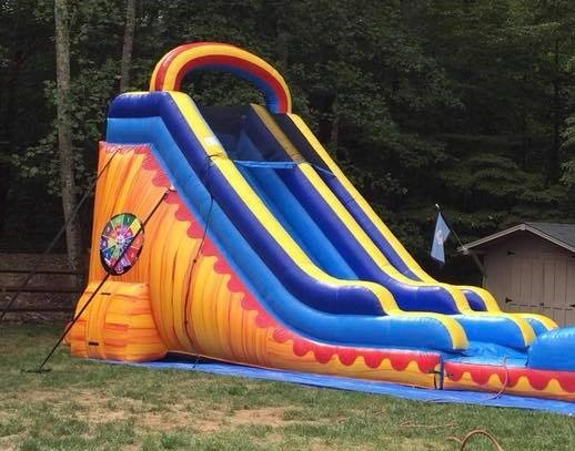 18' Turbo Blaze Slide