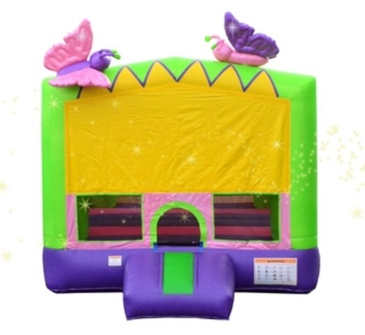 Butterfly Effect Bounce House