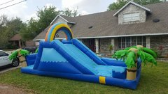12ft Island Paradise Water Slide