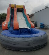 22 ft Big Kahuna Wet Slide