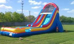 26 ft Rainbow Wet slide