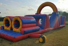 40 ft obstacle course