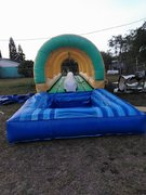 Double Lane Slip and Slide