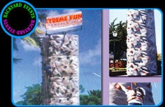 Mobile Rock Wall Rentals