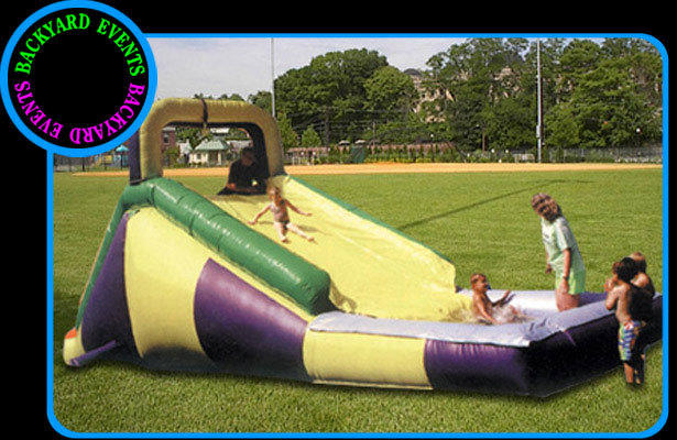 Kids ball pit slide   DISCOUNTED PRICE