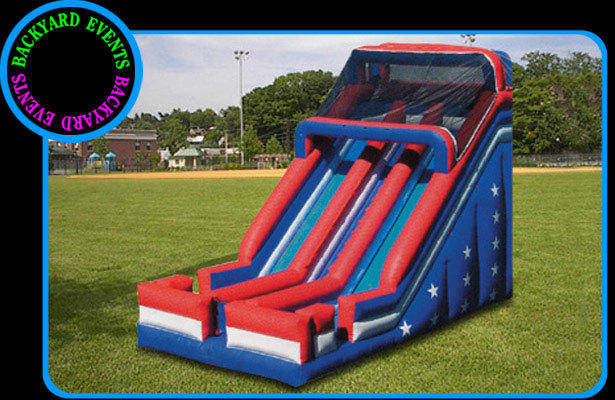 Double lane slide  DISCOUNTED PRICE