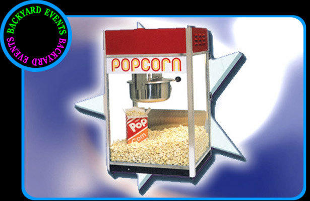 Popcorn machine $ DISCOUNTED PRICE